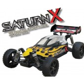 102451-1 SATURN X 4WD EP Off-Road Buggy(Futaba OEM 2CHN 27 Mhz AM Pistol Radio)