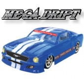 102471 Mega Drift 4WD Electric-powered On-road Car (2 Channel AM Radio)