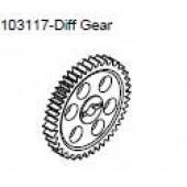 103117 (11284) Diff Gear