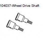 104037 Wheel Drive Shaft
