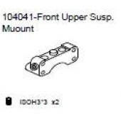 104041 Front Upper Susp. Mount
