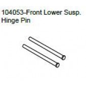 104053 Front Lower Susp. Hinge Pin