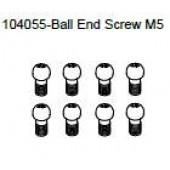 104055 Ball End Screw M5