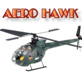 104430 Aero Hawk Electric Power Mini Helicopter