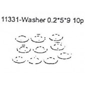 11331 Washer 0.2*5*9 10PCS