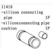 11410 Silicone Connecting Pipe / Pipe Cushion