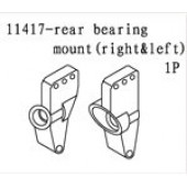 11417 Rear Bearing Mount L/R