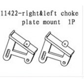 11422 Right & Left Choke Plate Mount