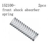152100 Front Shock Absorber Spring