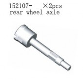 152107 Rear Wheel Axle