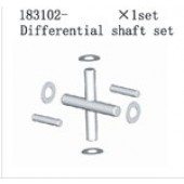 183102 Differential Shaft Set