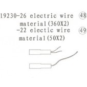 19230 Electric Wire Material Set