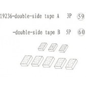 19236 Duble-side tape A/B
