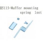 H5115 Muffler Mounting Spring