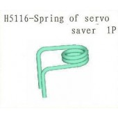 H5116 Spring of Servo Saver
