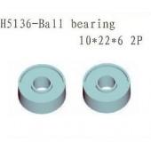 H5136 Ball Bearing 10x22x6