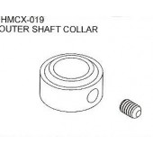 HMCX-019 Outer Shaft Collar