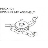 HMCX-101 Wash Plate Assembly