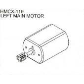 HMCX-119 Left Main Motor