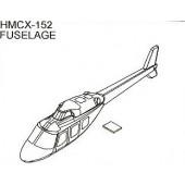 HMCX-152 Fuselage