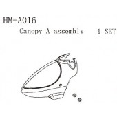 HM-A016 Canopy A Assembly
