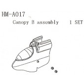 HM-A017 Canopy B Assembly