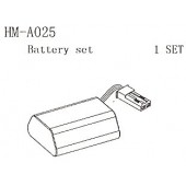 HM-A025 Battery Set
