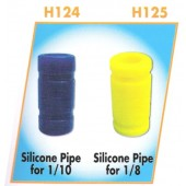 H124 Silicone Pipe for 1/10
