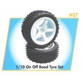 H37 1/10 Off Road Tire