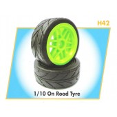 H42 1/10 On Road Tire
