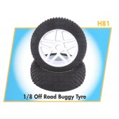 H81 1/8 Buggy Tire