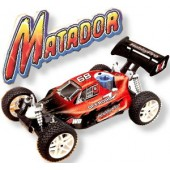 H8 1:8 Matador Off Road Nitro Buggy