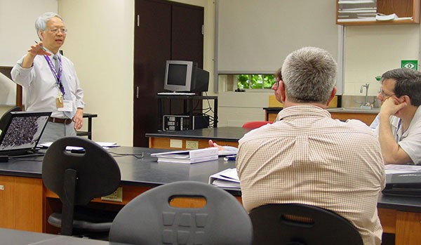 On-Line Basic One Week XRF Course