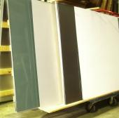"Prefinished .040"" Aluminum Sheets"