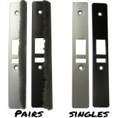 Latch Lock Face Plate