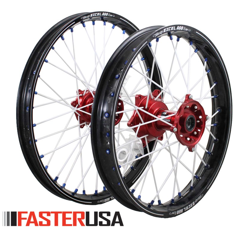 CR/F Wheelset FasterUSA Excel A60
