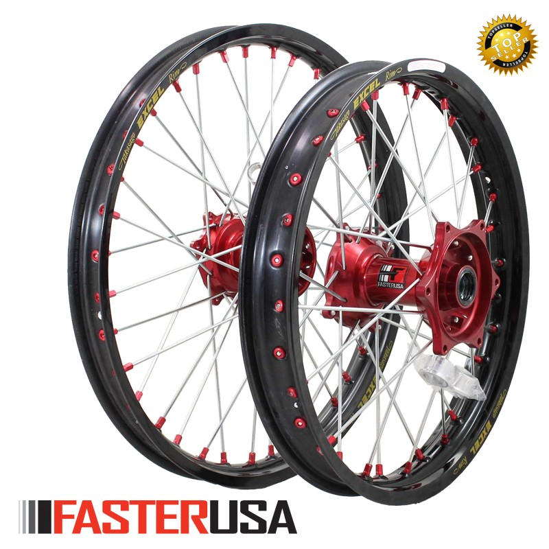 CR/F Wheelset FasterUSA Excel Takasago