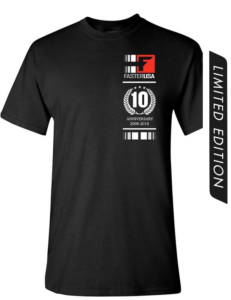 Ten Year Anniversary T Shirt