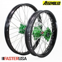 KXF WHEELSET FASTERUSA DID DIRTSTAR STX READY BUILT