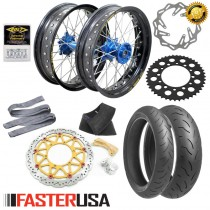 Yamaha Supermoto Kit 'A' FasterUSA / Excel YZ/YZF/WR
