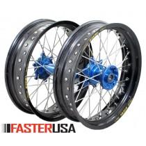 Yamaha Supermoto Wheelset FasterUSA / Excel YZ/YZF/WR