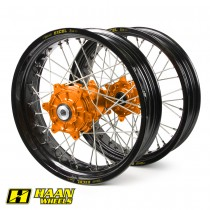 KTM690 Supermoto Wheelset Haan / Excel