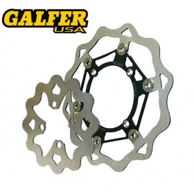 HONDA Galfer Front Brake Rotors