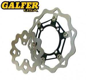 KAWASAKI Galfer Front Brake Rotors
