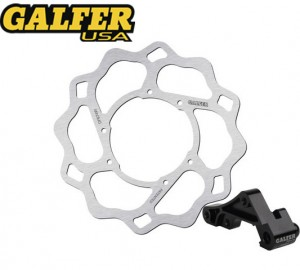 KAWASAKI Galfer 270mm Oversized Rotor Kits