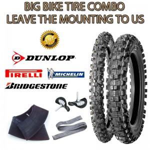 Tire Combo 125-525
