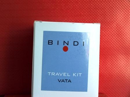 Bindi Vata Skin Care Travel Kit