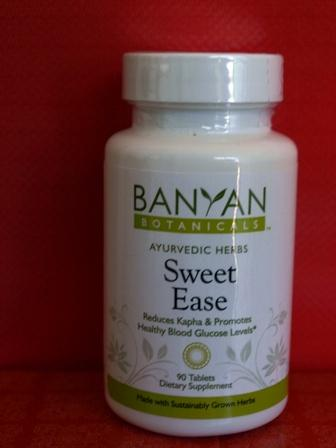 Banyan Botanicals Sweet Ease Tablets