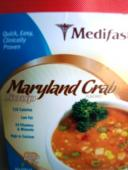 Medifast Maryland Crab Soup