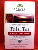 Tulsi Tea Pomegranate Organic Caffeine Free